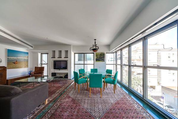 location meublée avec piscine au coeur de Tel Aviv