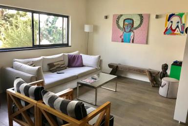 Duplex penthouse à louer à Lev Hair Tel Aviv