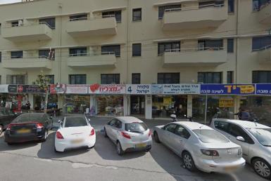 2 pieces de 60 m2 à louer 4 mikve israel , Tel Aviv
