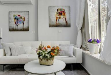3 pièces de 70 m² à vendre sur Ben Yehuda Tel Aviv