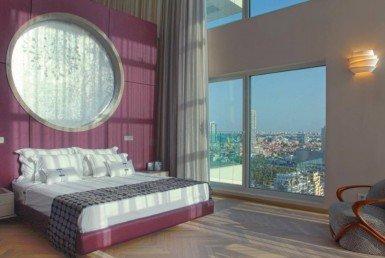 A VENDRE BIEN D'EXCEPTION DANS LA LUXUEUSE RESIDENCE DU ROYAL BEACH HOTEL - TEL AVIV