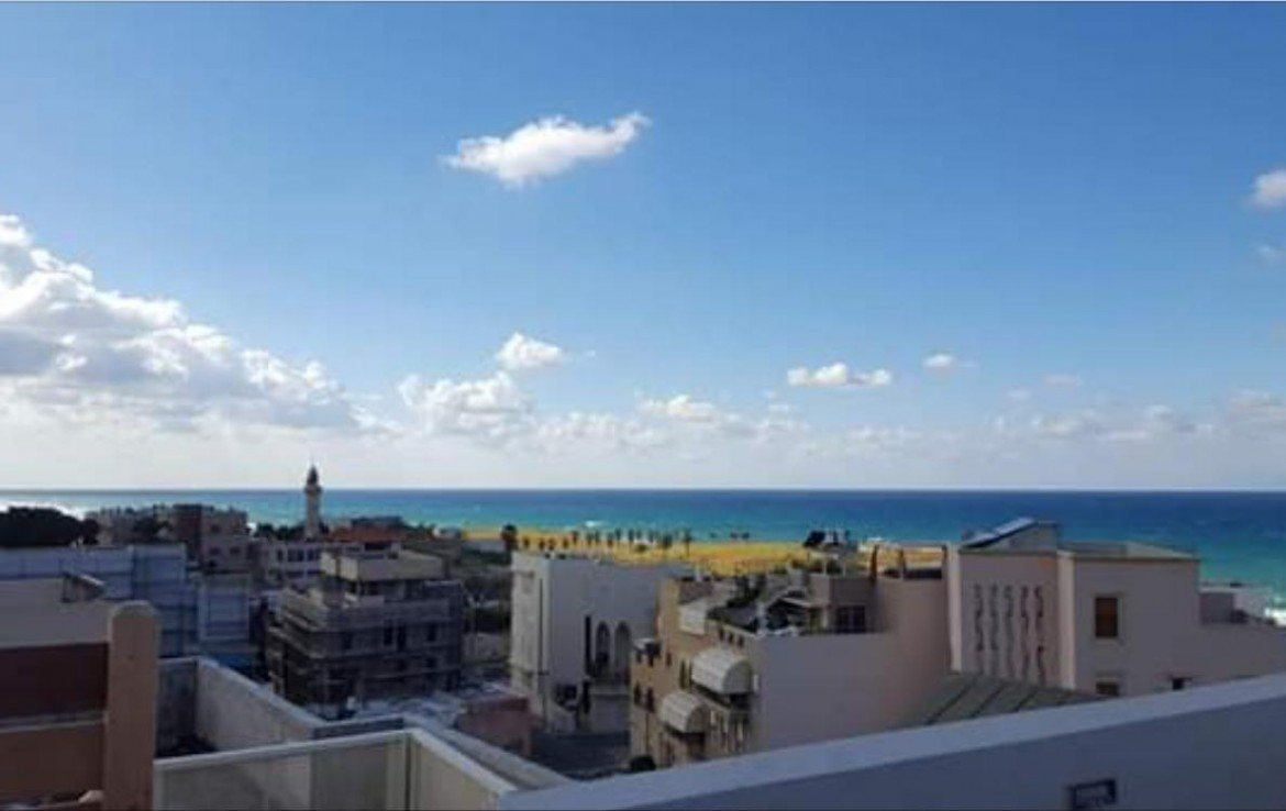 SALE OF THE MONTH !! CRAZY PENTHOUSE - STEP TO THE SEA - TEL AVIV