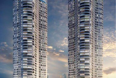 A VENDRE APPARTEMENTS NEUFS A GINDY FASHION MALL - TEL AVIV