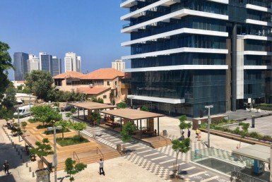 A LOUER - LOCAL COMMERCIAL - ROTHSCHILD - TEL AVIV