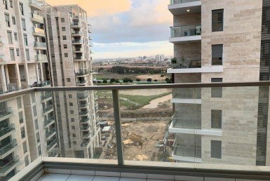A VENDRE - 3 PIECES - PARC MENACHEM BEGIN - TEL AVIV *