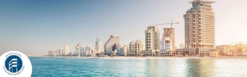 IMMOBILIER A TEL AVIV EN ISRAEL 2021