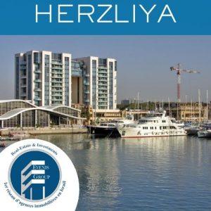 IMMOBILIER HERZLIYA