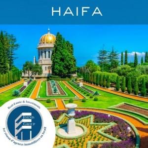 IMMOBILIER Haifa