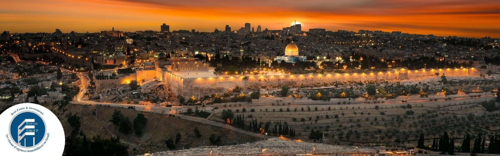 IMMOBILIER A JERUSALEM EN ISRAEL 2021