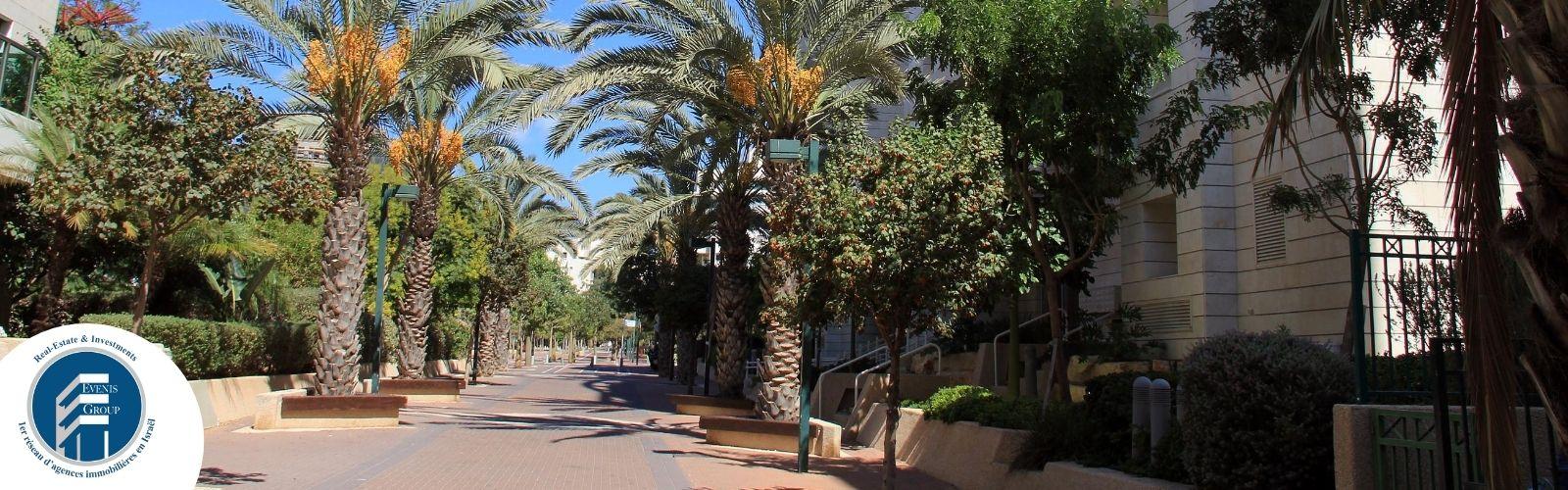 IMMOBILIER A ramat aviv EN ISRAEL 2021