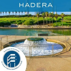 IMMOBILIER hadera