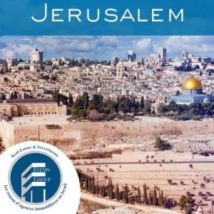 IMMOBILIER jerusalem