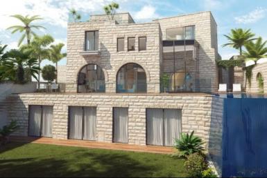A VENDRE TERRAIN CONSTRUCTIBLE 540 M2 JERUSALEM