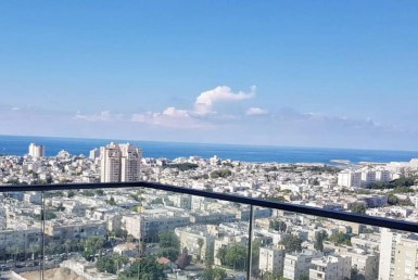 A VENDRE 3 PIÈCES COMPLEXE HA GYMNASIA TOWER – TEL AVIV