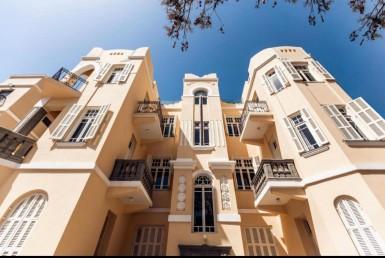 A LOUER 2 BOUTIQUES AU PIED DE L'HÔTEL HOUSE OF PALM SUR NAHALAT BIYAMIN - TEL AVIV