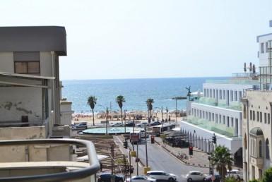 A louer Appartement Allenby Street face à la mer Tel Aviv